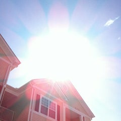 Photo taken at Waterstone Landing Apartments by Angelica C. on 3/26/2013