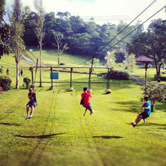 Photo taken at Caliraya Recreation Center & Resort by Ervin M. on 12/9/2012