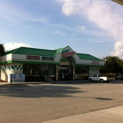 Photo taken at Hess Express by Christopher H. on 1/13/2013