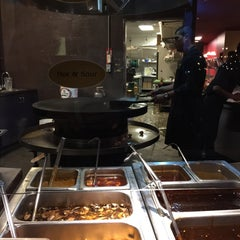 Photo taken at Mongolian Grill by Christian D. on 9/4/2015
