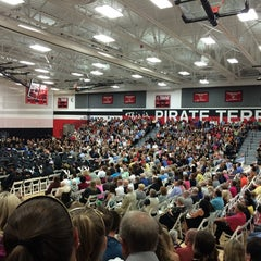 Photo taken at Pewaukee High School by Nicole Marie on 6/14/2014
