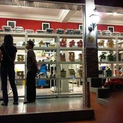 Photo taken at Mira Cake House by D'Lenora on 12/17/2012