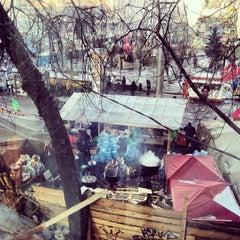 Photo taken at Mango by Женя Д. on 2/6/2014
