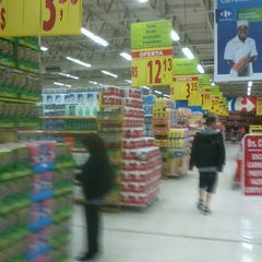 Photo taken at Carrefour by Marco Antonio M. on 3/15/2013