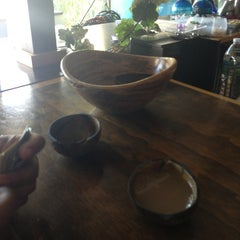 Photo taken at Fiji Kava Bar by Meg M. on 3/8/2013