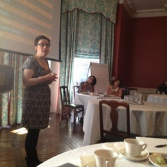 Photo taken at New York Junior League by Amy G. on 3/22/2013