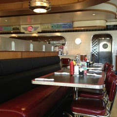 Photo taken at Ruby's Diner by Joseph M. on 7/14/2013