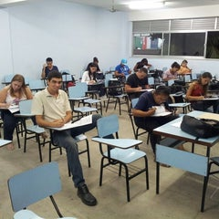 Photo taken at Universidade Salgado de Oliveira by Rodrigo C. on 4/17/2013