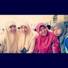 Photo taken at SMA Muhammadiyah 2 Sidoarjo by Mega Zahra R. on 9/27/2013
