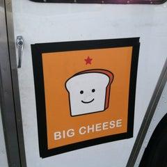 Photo taken at Big Cheese Truck by Jennifer V. on 11/21/2014