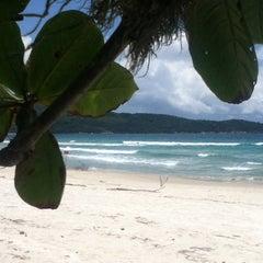 Photo taken at Lopes Mendes by Agustín T. on 1/21/2013