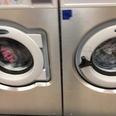 Photo taken at Bubbles III Laundromat by Omar L. on 3/24/2013