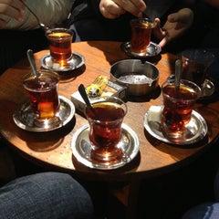 Photo taken at Kahveci Mustafa Amca Jean's by Elif Sidar Ö. on 4/20/2013