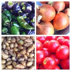 Photo taken at Drake Farmers Market by Sara B. on 9/25/2013