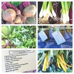 Photo taken at Drake Farmers Market by Sara B. on 7/10/2013