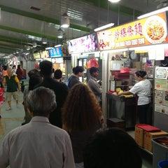 Photo taken at Zion Riverside Food Centre by Alan L. on 6/28/2013