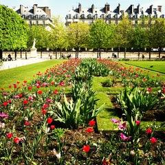Photo taken at Jardin des Tuileries by Kevin L. on 5/2/2013