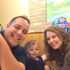 Photo taken at Trattoria L'incontro by Anthony B. on 10/19/2014