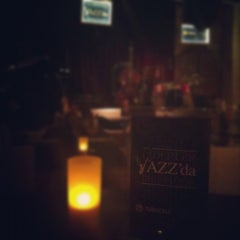 Photo taken at Istanbul Jazz Center by Eren Y. on 11/22/2012