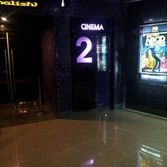 Photo taken at PVR Cinemas Kotak IMAX by debu p. on 2/13/2013