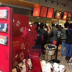 Photo taken at Starbucks by Dave W. on 11/28/2014