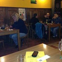 Photo taken at Restaurace Mladá by Michal S. on 2/23/2013