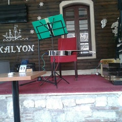 Photo taken at Kalyon Café by Kaan Ç. on 3/7/2013