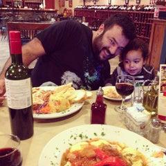 Photo taken at El Patio Argentine Café by Priscilla L. on 10/21/2013