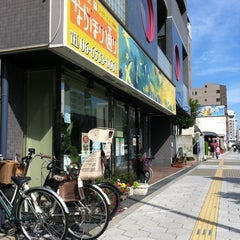 Photo taken at ながほり通り by Endo Y. on 10/5/2012