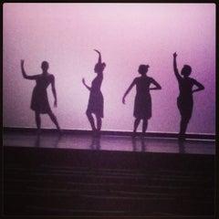 Photo taken at Bowker Auditorium by Genevieve S. on 4/15/2013