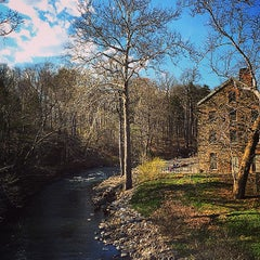 Photo taken at Stone Mill At NYBG by Dhruv K. on 4/18/2015