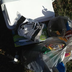 Photo taken at Tailgaters Parking by Kelli Grace R. on 12/23/2012