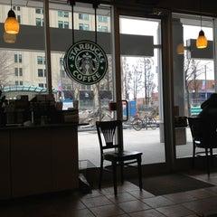 Photo taken at Starbucks by Georgina B. on 3/4/2013
