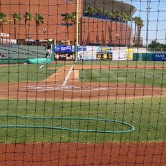 Photo taken at Banner Island Ballpark by Wesley W. on 5/19/2013