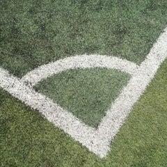 Photo taken at Liga Euro Monterrey by Carlos G. on 4/19/2013