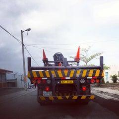 Photo taken at Puerto de Veracruz by José Luis C. on 2/6/2014