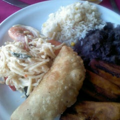 Photo taken at Restaurante Puerto Ceiba by Angel A. on 3/17/2013