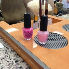 Photo taken at VIP Nails by Katherine C. on 4/20/2013