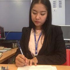 Photo taken at Bangkok Bank by Galyna M. on 12/11/2013