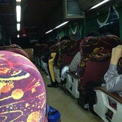 Photo taken at Medan Gopeng Bus Terminal by Famy H. on 3/18/2013