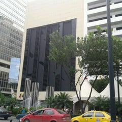 Photo taken at Registro Civil by Carlos X. on 3/12/2013