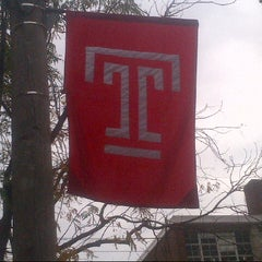 Photo taken at Temple University by R M. on 11/10/2012