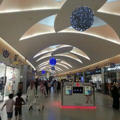 Photo taken at Mall of Dhahran | مجمع الظهران by Mostafa Z. on 7/25/2013