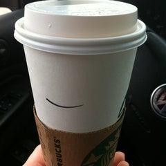Photo taken at Starbucks by Christina G. on 3/17/2013