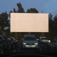 Photo taken at Mission Tiki Drive-In Theatre by James W. on 6/24/2012