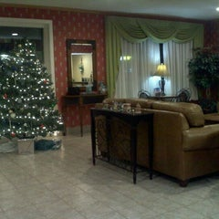 Photo taken at Holiday Inn Express Lancaster-Rockvale Outlets by Blair M. on 12/6/2011