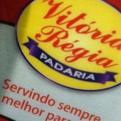 Photo taken at Vitória Régia by Mariana S. on 10/15/2011