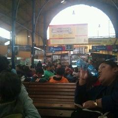 Photo taken at Terminal de Buses by Luis R. on 11/12/2011