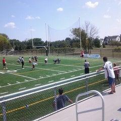 Photo taken at Westerville Central High School by Brwneyedfem 3. on 8/26/2012