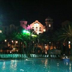 Photo taken at Hard Rock Hotel Beach Pool by Monika G. on 1/30/2012